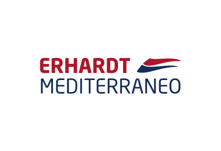 Erhardt Mediterráneo, company with more than twenty years of history has launched its new visual identity and its new website www.erhmed.com