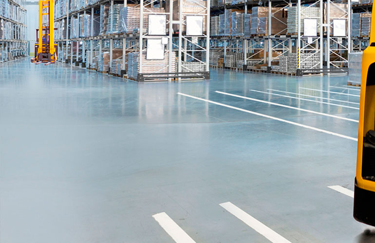 Risk Management at warehouses and logistics platforms